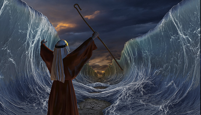 The Red Sea Crossing: can secular science model miracles?