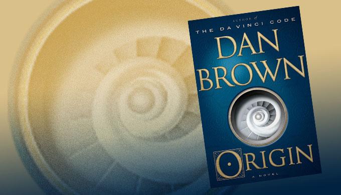 <em>Origin </em> from Dan Brown vs Genesis from God