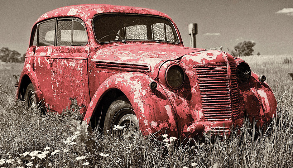 Rusty cars and Christian institutions - creation com