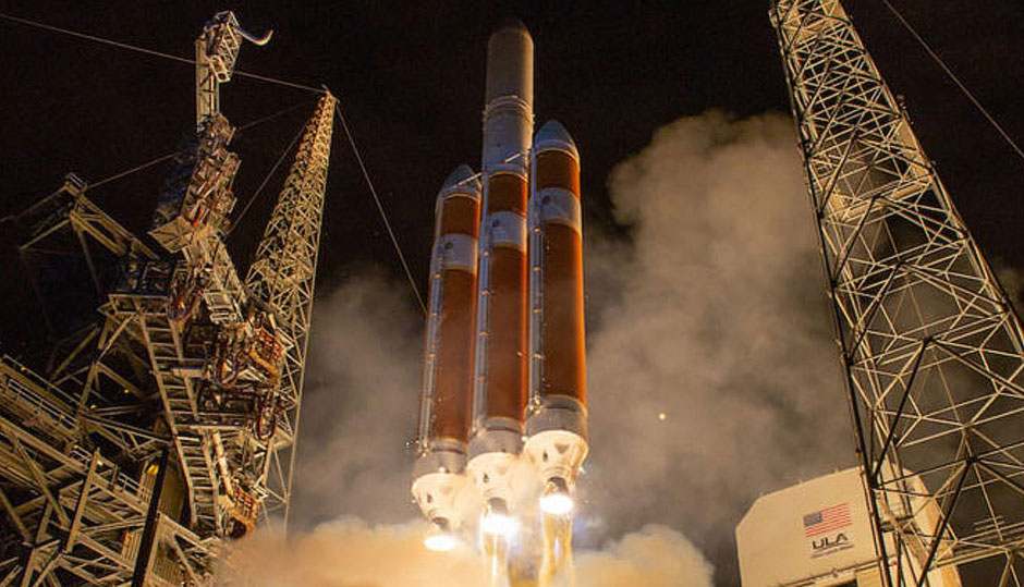 Parker Solar Probe to contact the sun