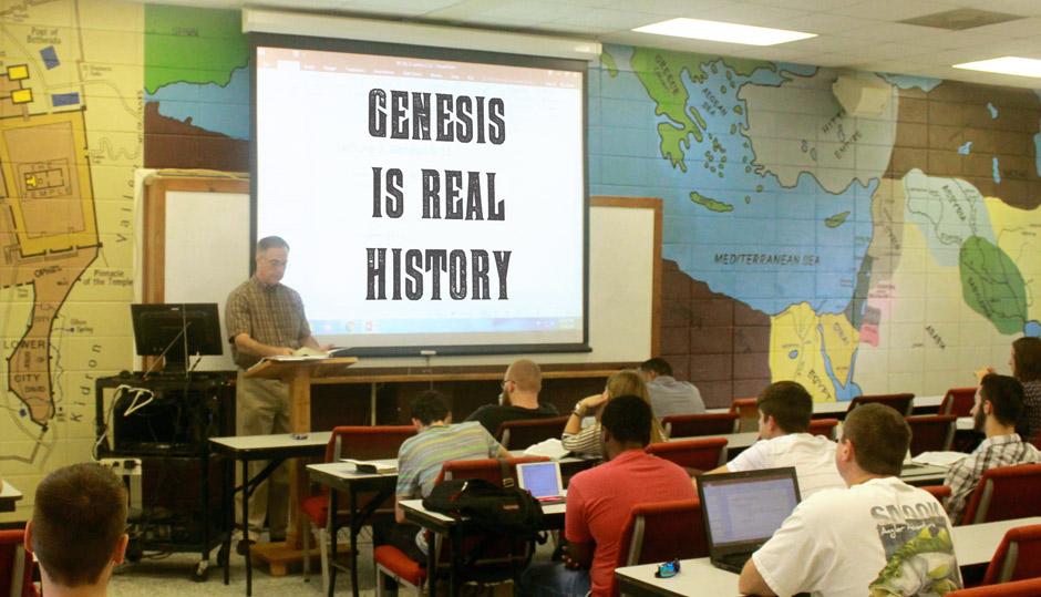 OT scholar: Genesis teaches a short timescale