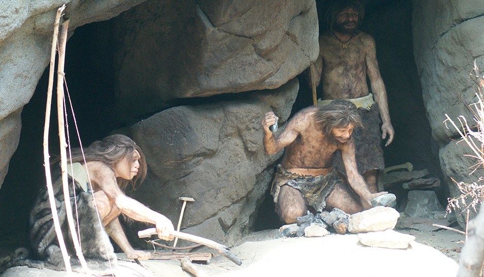 Were Neanderthals pre-Flood?