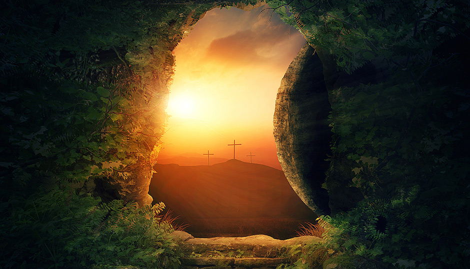He arose! The Easter connection with Creation