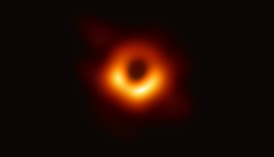 The Event Horizon Telescope (EHT) has resolved the event horizon of a supermassive black hole