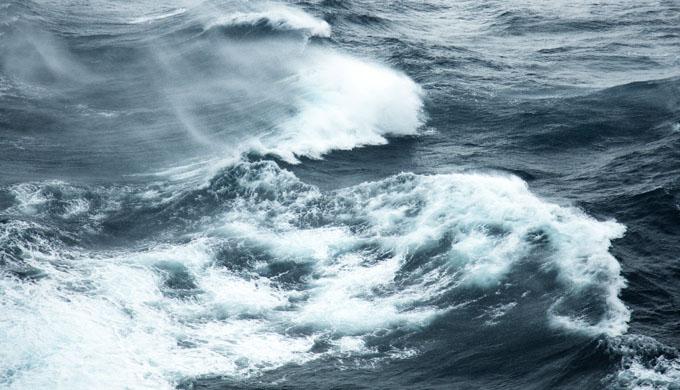 Salty seas
