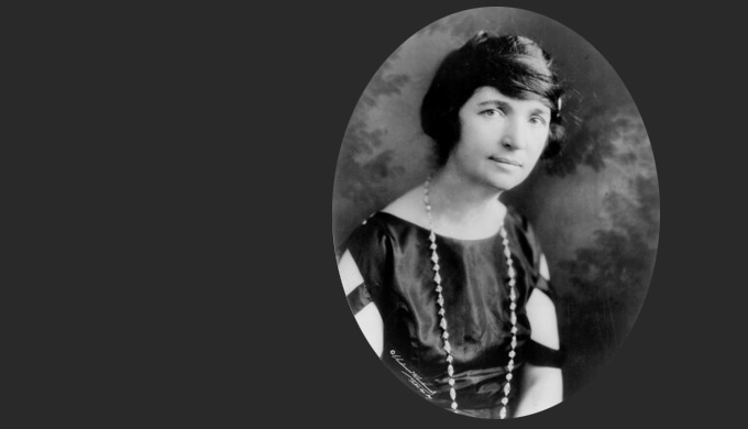 Birth control leader Margaret Sanger: Darwinist, racist and eugenicist