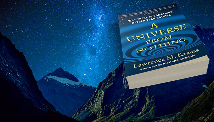 Review Krauss universe from nothing