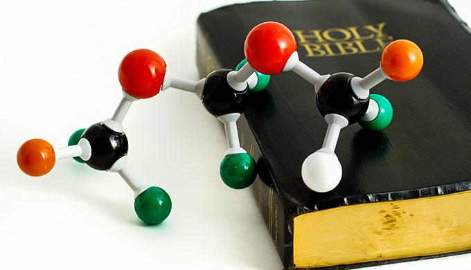 «Сотворение – это вера, а эволюция – наука»?