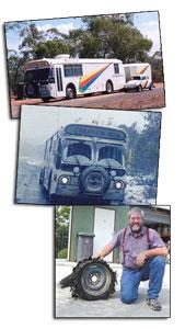 Bus shots