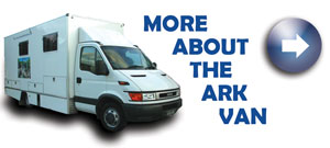 Click here for more about the Ark Van ministry