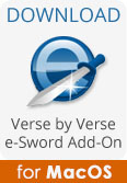 Download CMI's E-Sword MacOS Add-On