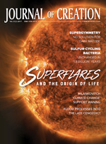 Journal of Creation Volume 31(1) Cover