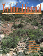Journal of Creation Volume 12 Issue 1 Cover