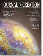 Journal of Creation Volume 26(2) Cover