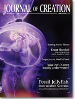Journal of Creation Volume 27(1) Cover