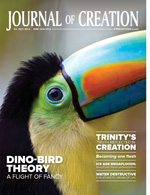 Journal of Creation Volume 29(1) Cover
