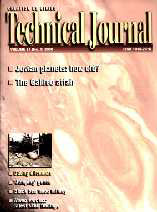 Journal of Creation  Volume 14 Issue 1 Cover