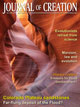 Journal of Creation  Volume 23 Issue 3 Cover