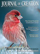 Journal of Creation  Volume 24 Issue 3 Cover
