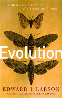 Image of 'Evolution' by E.J. Larson.