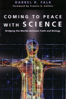 Coming To Peace With Science - book cover