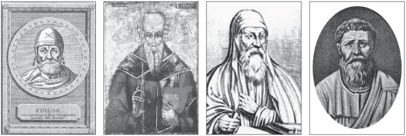 Modern literary theorists, in order to give their ideas some academic credibility, insist that Philo, Clement, Origen and Augustine were in fact the first biblical literary theorists.