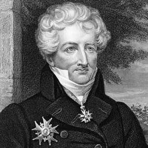 Georges Cuvier (1769–1832) was the leading French naturalist of the early 19th century. A brilliant comparative anatomist and paleontologist, he advocated a geohistory distinct from Lyell's by its repeated catastrophes and related extinction events. Ironically, his views are probably more similar to current ideas than Lyell's. His metaphor of fossils as nature's antiquities helped drive natural history away from its biblical roots.