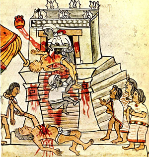 Aztecs and other societies