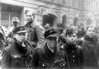 Nazis especially focused on persuading German youth to leave Christianity and to