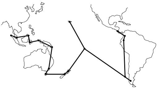Oreobolus track