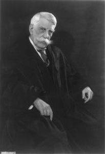 Oliver Wendell Holmes, Jr. (1841–1935), an associate justice on the Supreme Court of the United States from 1902 to 1932, was a Darwinian who believed that human beings differ from other animals only by a matter of degree. He despised the idea of inalienable right and argued that all ethical questions could be reduced to a mere issue of dominance, power, death and survival.