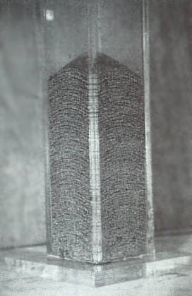Lamination in air mixture