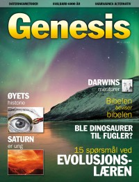 Genesis magasin nor 1