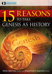 This small book succinctly shows why those who believe in the inspiration of Scripture have no intellectually honest choice but to take Genesis as straight-forward history, just as Jesus did.