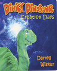 Tthe lovable cartoon dinosaur Dinky tells about each day of creation in this board book