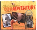 Learn fascinating facts in this exciting, evolution-free guide to the zoo.