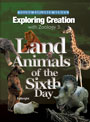 Exploring Creation with Zoology 3—Land Animals