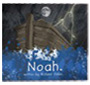 The story of Noah and the great Flood has been told many times, but never has it been illustrated like this.