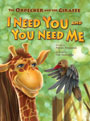 I Need You and You Need MeA delightful nature story in 'Dr Seuss-style' rhyme about an oxpecker bird who removes ticks and other nasties from the skin of a giraffe, for the benefit of both.