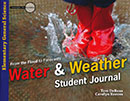 Water & Weather—Student Journal