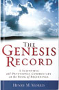 A verse-by-verse scientific and devotional commentary on the book of Genesis