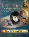 Companion to Evolution: The Grand Experiment, provides pre-designed tests and education strategies and methods.
