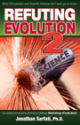 A sequel that comprehensively refutes arguments to support evolution.