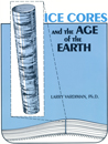 An alternative young-earth model for the formation of polar ice sheets