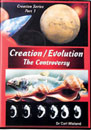 Creation/Evolution: The Controversy DVD