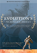 Evolution's Achilles' Heels (DVD)