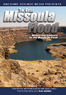 The Great Missoula Flood DVD