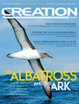 Creation magazine print - 1 yr new subn