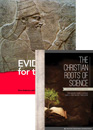 Evidence for the Bible + The Christian Roots of Science DVD