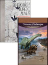 Dinosaur Challenges + Behemoths book & DVD pack